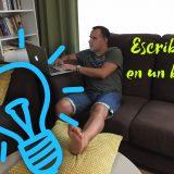Sobre qué escribir en un blog